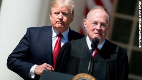 Anthony Kennedy didn't save the liberals