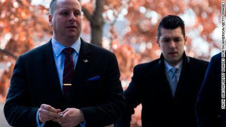 Nunberg caps off strange week with appearance before Mueller grand jury