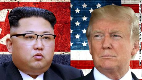 Kim Jong Un agrees to meet Donald Trump at DMZ, source says