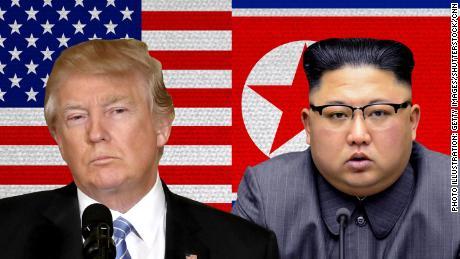 Surprise meetings and potential pitfalls. Trump preps for North Korea