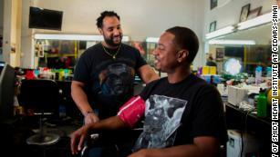 How barbershops could help lower blood pressure