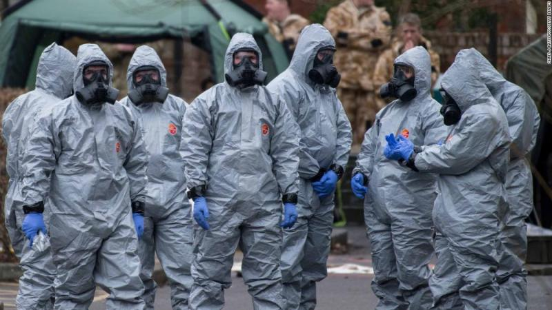 Bellingcat: Russian scientists secretly developing Novichok nerve agent, and working with military intelligence