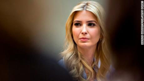 Ivanka's deafening silence