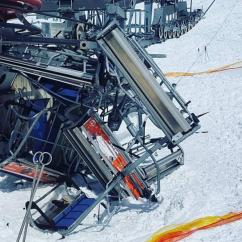 Chair Lift Accident Morris Chairs Cape Town Ski Failure In Georgia Sends People Flying Into The Air Cnn