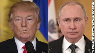 Trump expelling 60 Russian diplomats in wake of UK nerve agent attack