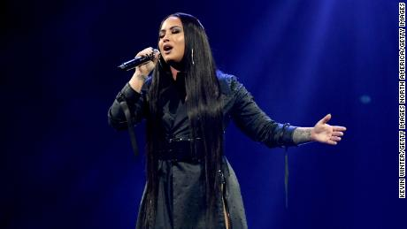 Celebs and fans cheer Demi Lovato after she breaks silence