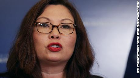 Illinois Senator Tammy Duckworth