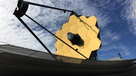 Этот телескоп - наш следующий великий детектив во вселенной