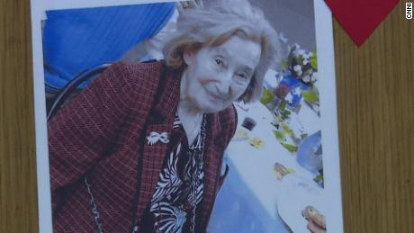 Sarah Halimi, an 85-year-old, was murdered in an anti-Semitic attack earlier this year.