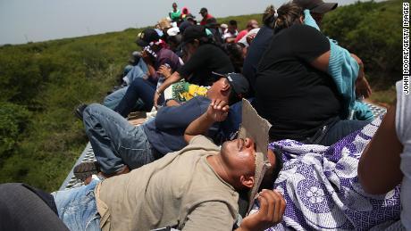 Activists say Mexico deports too many migrants, not too few