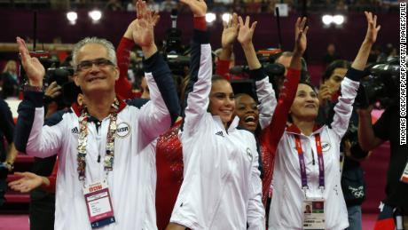 Michigan attorney general takes over investigation of ex-US gymnastics coach