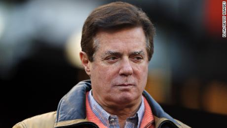 CNN, news orgs ask court to unseal Manafort court documents