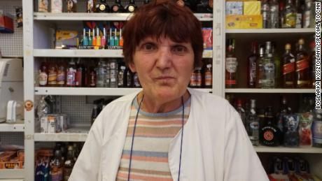 Janosne Abraham says the government should do more for poor Hungarians.