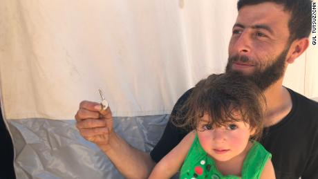 Survivors of Syria chemical attack tell their stories for the first time