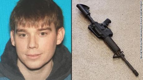 The Waffle House shooting suspect had his guns taken away -- twice