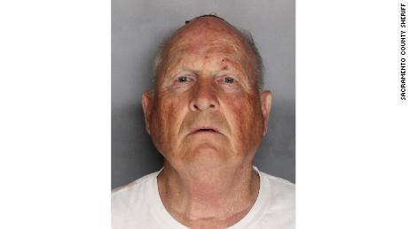Joseph James DeAngelo Jr., 72, the alleged Golden State Killer.