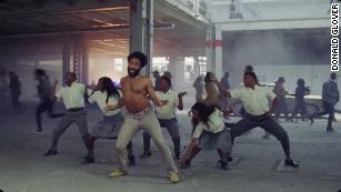 Childish Gambino's video grabs you by the throat