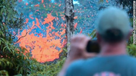 Hawaii volcano eruption leaves residents wondering about fate of homes