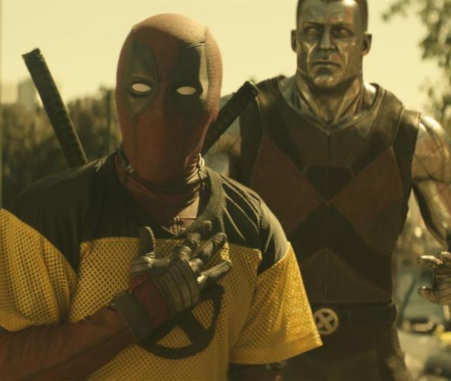 Cnn Gleefully Trying To Outdo The Original Deadpool 2 Serves Up A Veritable Smorgasbord Of Pop Culture And Comic Book References From James Bond To
