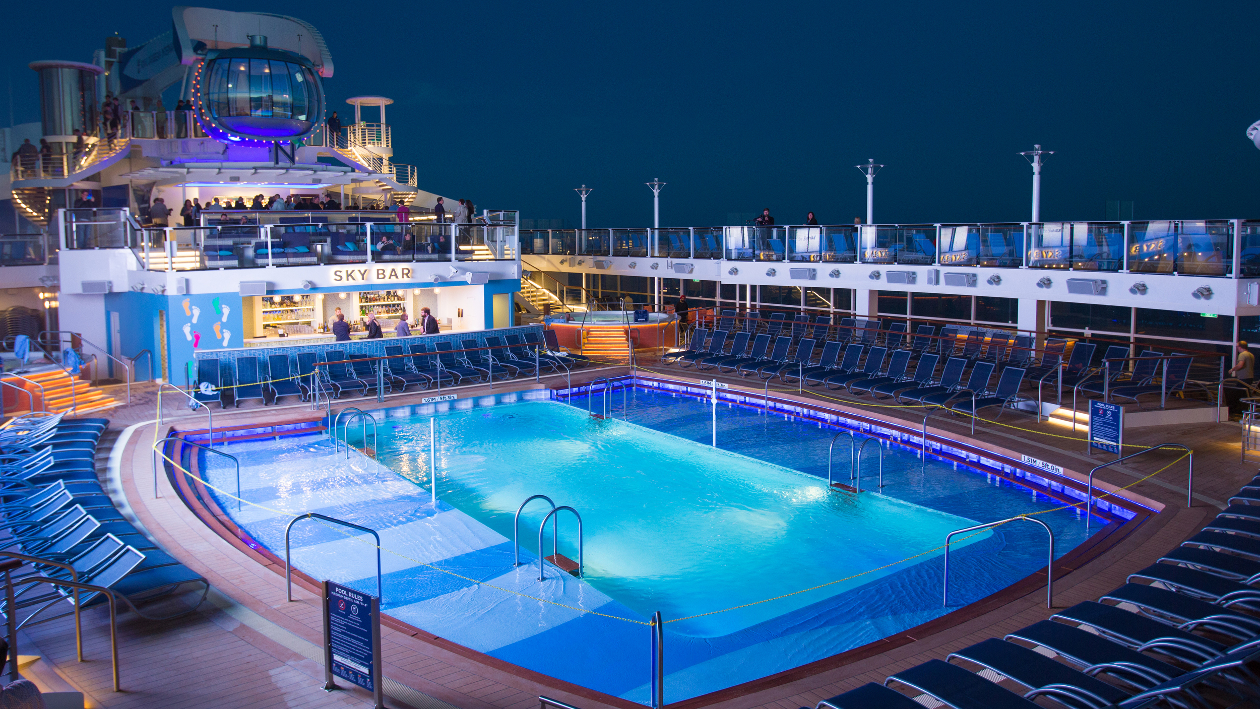 is the cruise industry