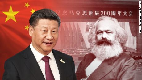 At the height of his power, China's Xi Jinping moves to embrace Marxism