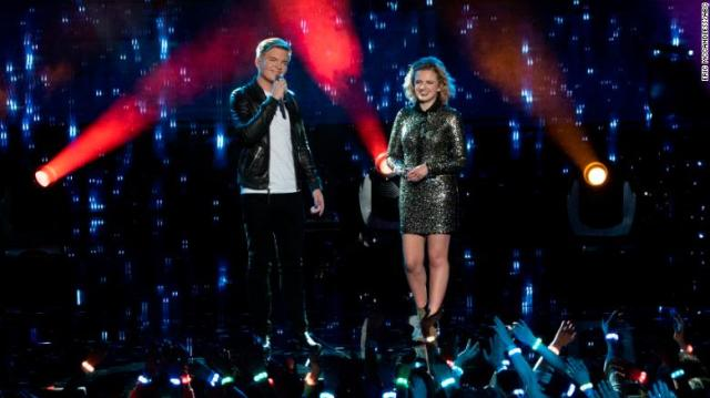 "Caleb Lee Hutchinson and Maddie Poppe were the top two finalist for this season's ""American Idol."""