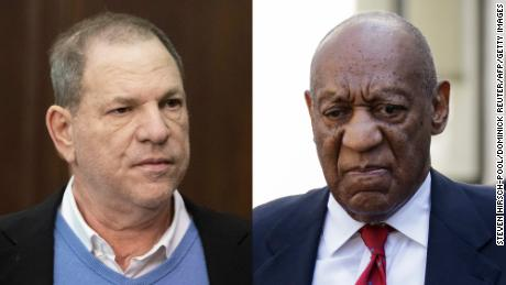 Bill Cosby, Harvey Weinstein cases send a Time's Up message