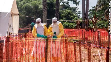 Ebola outbreak in Congo declared over, but the risk can remain