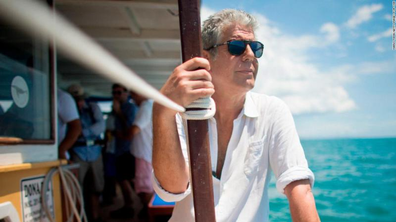 """The suicide of <a href=""""https://www.cnn.com/2018/06/08/us/anthony-bourdain-obit/index.html"""" target=""""_blank"""">Anthony Bourdain</a>, the chef and gifted storyteller who took CNN viewers around the world, was confirmed by the network on June 8. He was 61."""