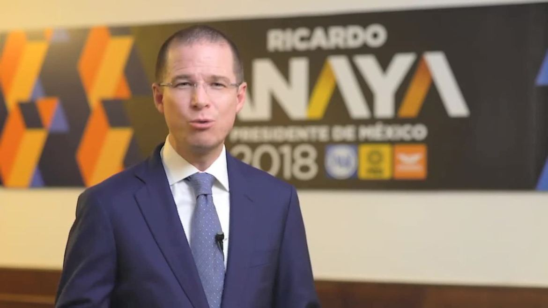Anaya niega acusaciones de video viral y acusa a Peña Nieto de pactar con AMLO - CNN Video