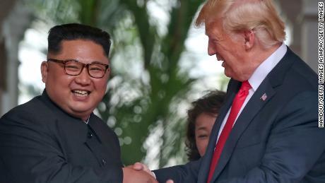 Trump made a mistake on North Korea