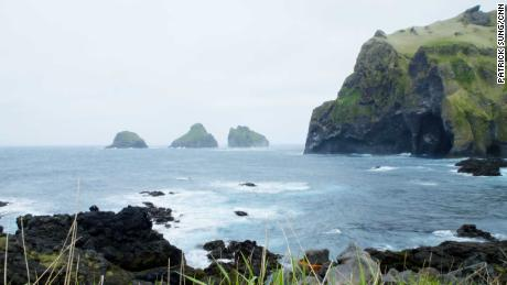 Heimaey is the largest of the 15 Westman Islands.