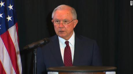Sessions cites Bible to defend immigration policies resulting in family separations