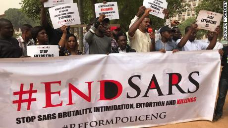 ชุมชนเทคโนโลยีของไนจีเรียเปิดตัวแคมเปญต่อต้านการล่วงละเมิดของตำรวจที่ถูกกล่าวหา