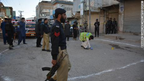 Barat now lives in Quetta, Pakistan, where he is fearful of attacks. On May 27, a shootout in the city left two officers and two militants dead.