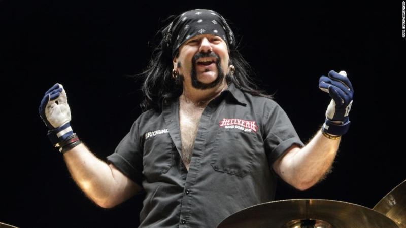"<a href=""https://www.cnn.com/2018/06/23/entertainment/pantera-vinnie-paul-dead/index.html"" target=""_blank"">Vinnie Paul</a>, drummer and founding member of the metal band Pantera, died at the age of 54, the band announced on Facebook on June 22."