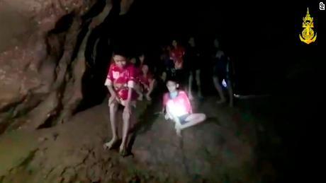 Thai soccer team: What the boys said to rescuers