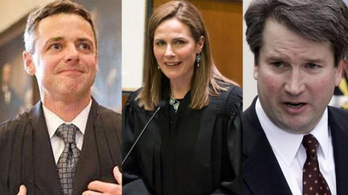 Frontrunners for Supreme Court pick