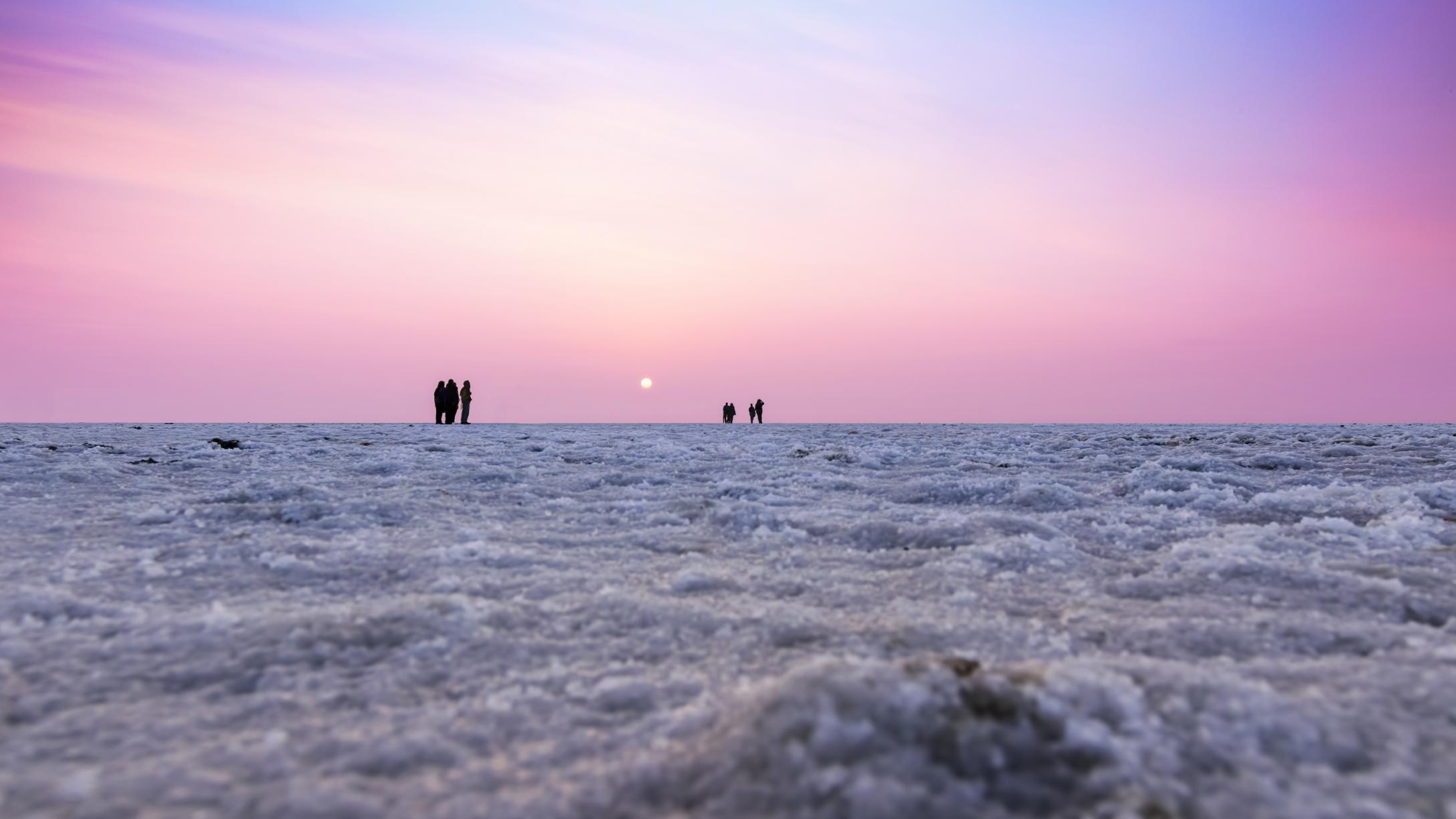 Rann Of Kutch Explore India S Largest Salt Desert Cnn Travel