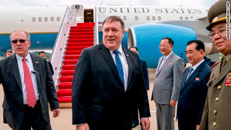 Pompeo's North Korea meeting went 'as badly as it could have gone'