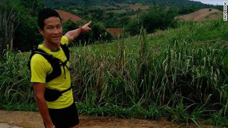 Ex-Thai Navy SEAL Samarn Kunan died while trying to deliver oxygen tanks to the trapped soccer team.