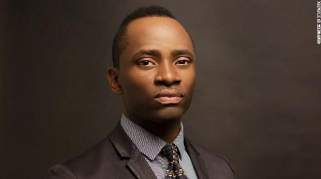 Meet Chike Ukaegbu, the 35-year-old running for President of Nigeria