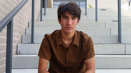 Sami, 20, is from Afghanistan and has had his asylum claim rejected twice by the German authorities.