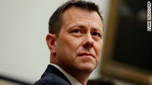 Democratic lawmaker says FBI agent Peter Strzok deserves 'Purple Heart'