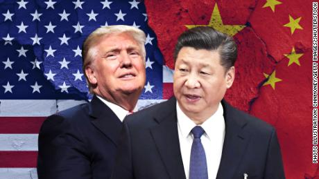 CIA official: China wants to replace US as world superpower