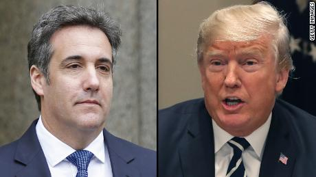 Cohen has put a target on Trump's back