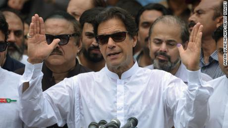 Imran Khan wants to create a 'New Pakistan,' many fear more of the same