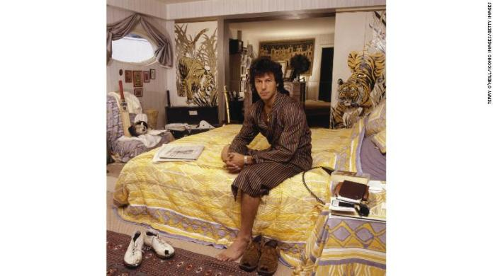 Imran Khan was once known as a celebrity playboy.