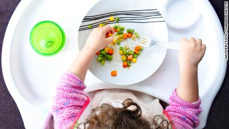 For the first time, dietary guidelines include recommendations for infants and children.