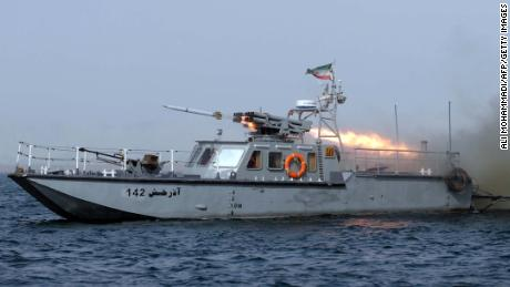 Iran readying massive military exercise in Persian Gulf, officials say